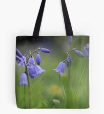 Bluebells at Downton abbey Tote Bag