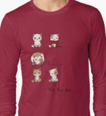 Soft Kitty Long Sleeve T-Shirt