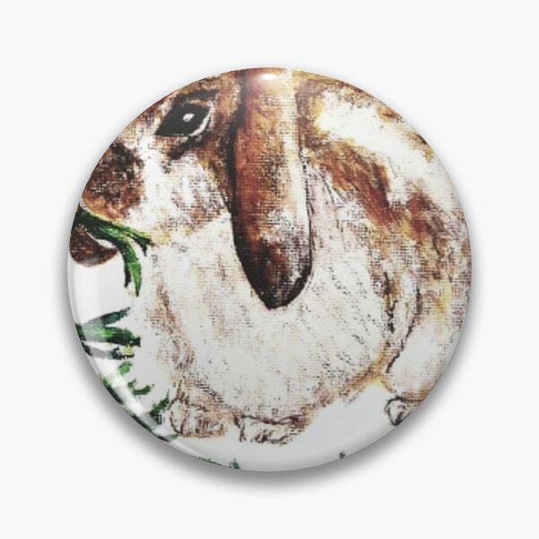 munchy bunny Pin