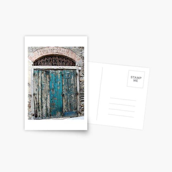 28-Cortona, Italy Postcard