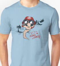 Fear and Loathing in the Mushroom Kingdom Unisex T-Shirt