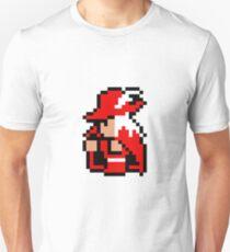 pixel red mage Unisex T-Shirt