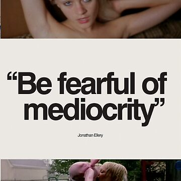 Mediocrity Fear - GUMMO by SUPERSCREAMERS