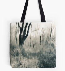 The Hesitating Moment - An Abstract Expressionistic Photograph Tote Bag
