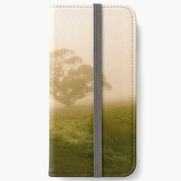 Tranquil morning iPhone Wallet