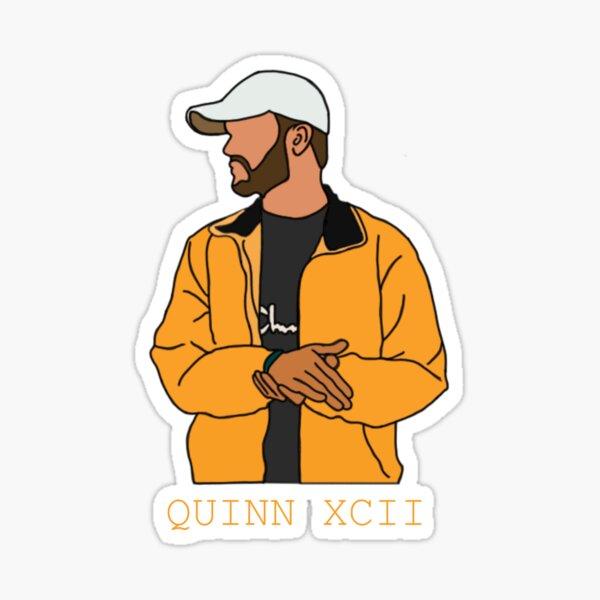 Quinn XCII  Sticker