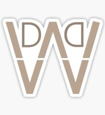 Den Den's Wives Sticker