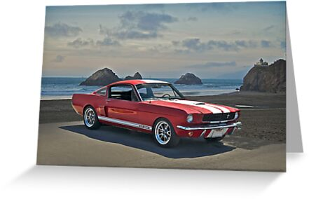 1965 Shelby Mustang G.T.350 by DaveKoontz