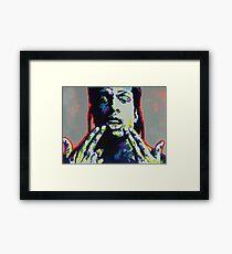 A$VP Rocky 2.0 Framed Print