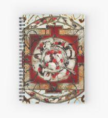 Ice Cream Mandala Spiral Notebook