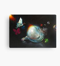 Glass Onion Canvas Print