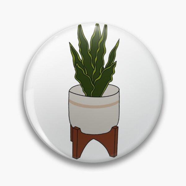 Aloe Vera Plant Pin