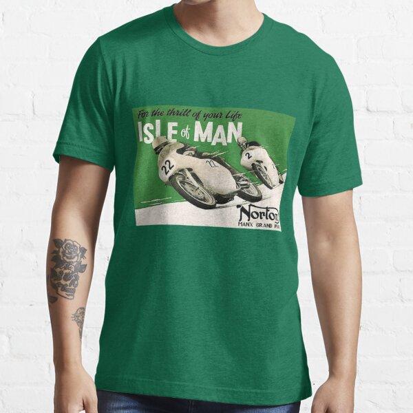 Île de Man TT T-shirt essentiel