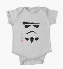 Star Wars Droid Minimalistic Painting One Piece - Short Sleeve