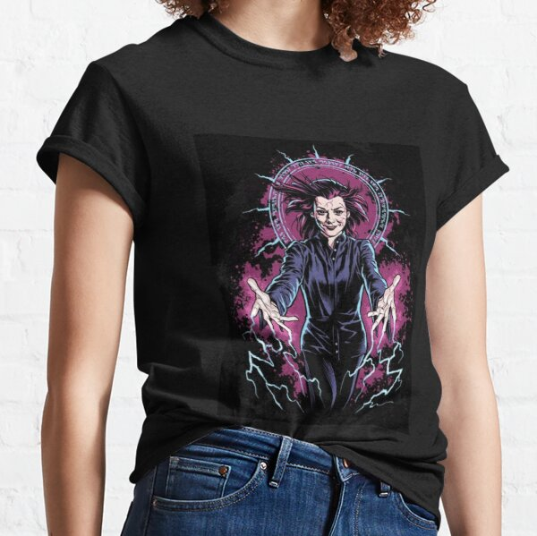 Dark Willow Buffy La Cazavampiros Camiseta clásica