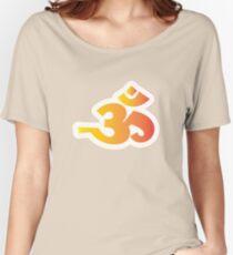 Om / Aum - Sanskrit Hindu Symbol - Y2R Women's Relaxed Fit T-Shirt
