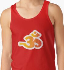 Om / Aum - Sanskrit Hindu Symbol - Y2R Tank Top