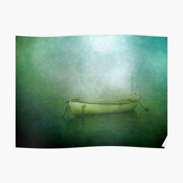 Meeresrauschen in einsamen Buchten Poster