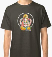 Lord Ganesh - Hindu God - Geometric Avatar Classic T-Shirt