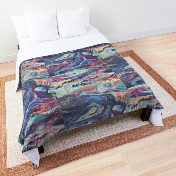 Thought Space  Comforter