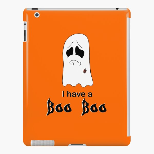 I have a boo boo! iPad Snap Case