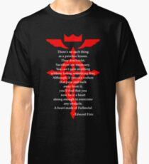 Fullmetal Heart Red Classic T-Shirt