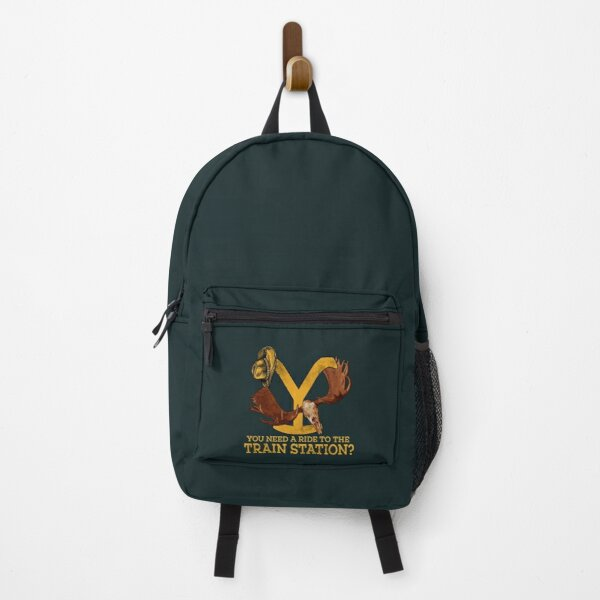 yellowstone tv show icon mask Backpack