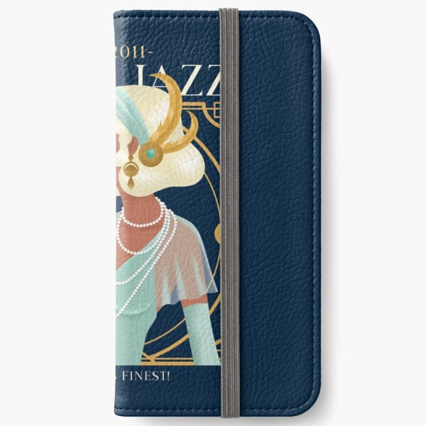 TulsaJazz.Com's The Vintage Anniversary Collection iPhone Wallet
