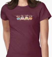 Candy chocolate truffles love hearts chocoholic t-shirt T-Shirt