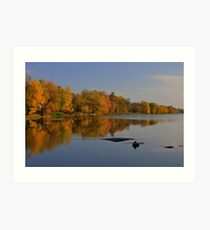 Blakeney, Ontario Art Print