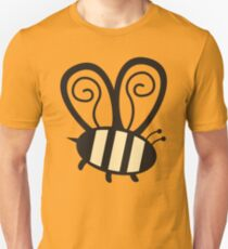 Giant cute bumble bee insect t-shirt Unisex T-Shirt