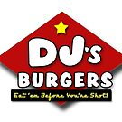 DJ's Burgers (ugly sobbing) by vaboredwoolf