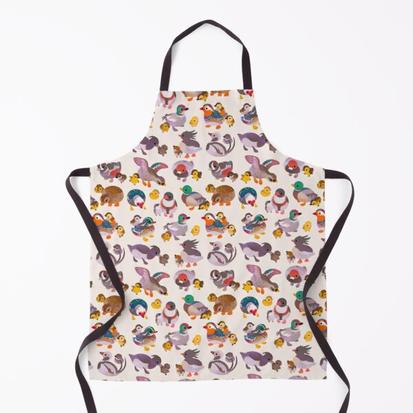 Duck and Duckling Apron