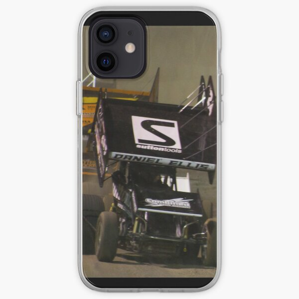 Speedway racing iPhone Soft Case