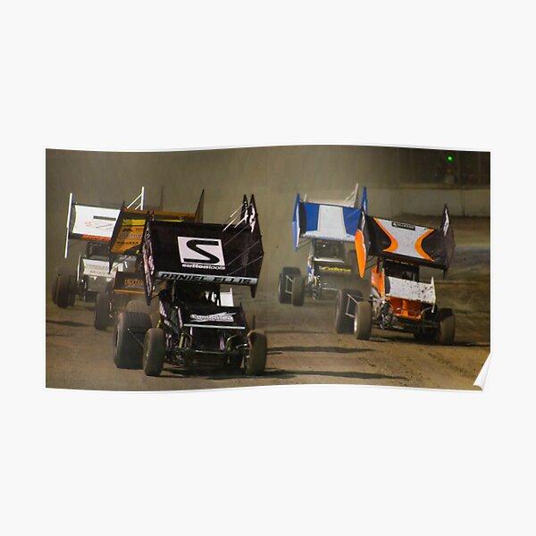 Speedway racing Poster