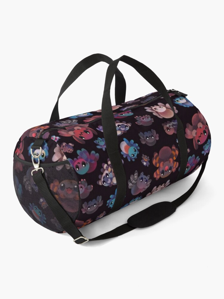 Alternate view of Tarantulas - dark Duffle Bag