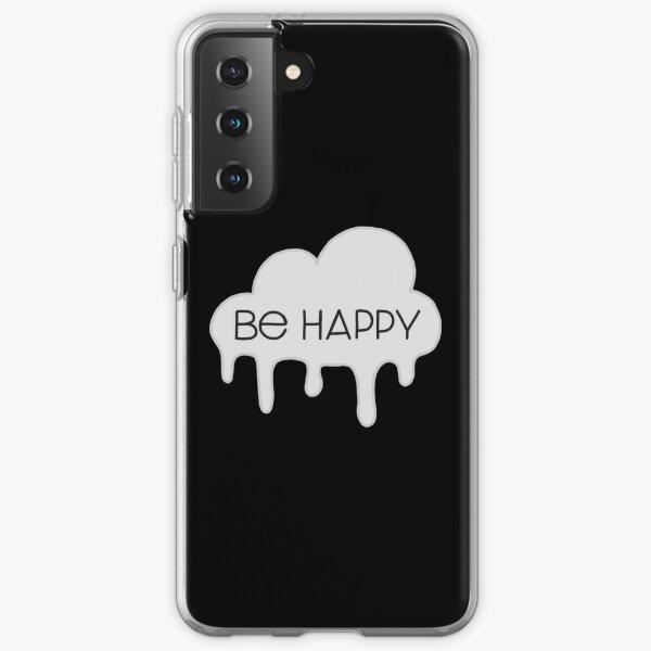 be happy dixie damelio song design Samsung Galaxy Soft Case