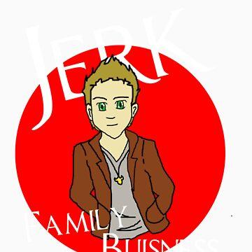 Dean Winchester - Jerk by LibbyLion