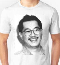 AKIRA TORIYAMA Portrait Design Unisex T-Shirt