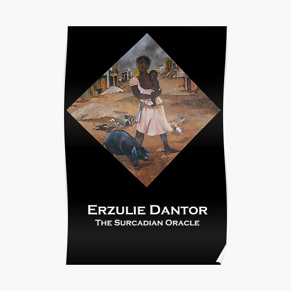 Erzulie Dantor  Poster