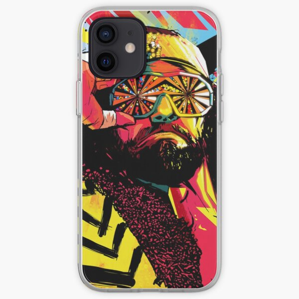 Madness iPhone Soft Case