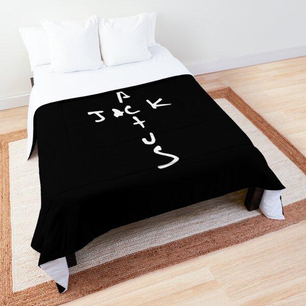 BEST SELLER - Cactus Jack Logo Merchandise Comforter