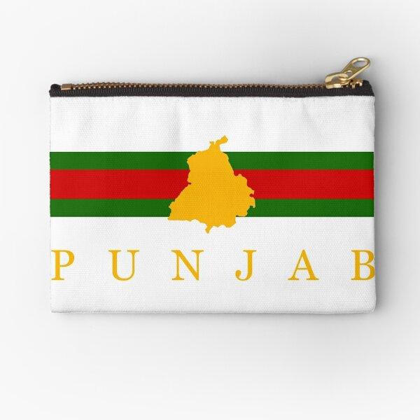 Punjab Zipper Pouch