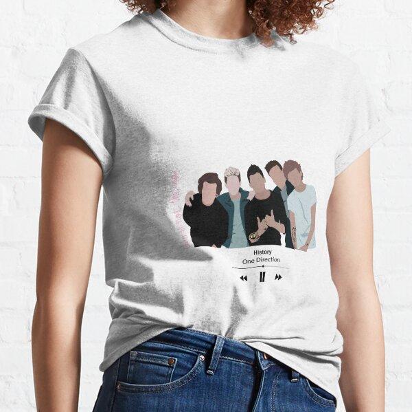 One Direction - Chanson d'histoire T-shirt classique