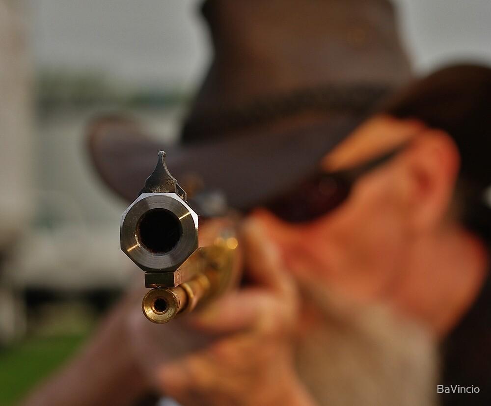 My Life had stood -- a Loaded Gun by BaVincio