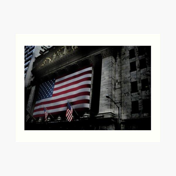 NY in 20 pics: #3 Art Print