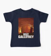 Visit Gallifrey Baby Tee