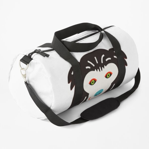 King stickers Duffle Bag