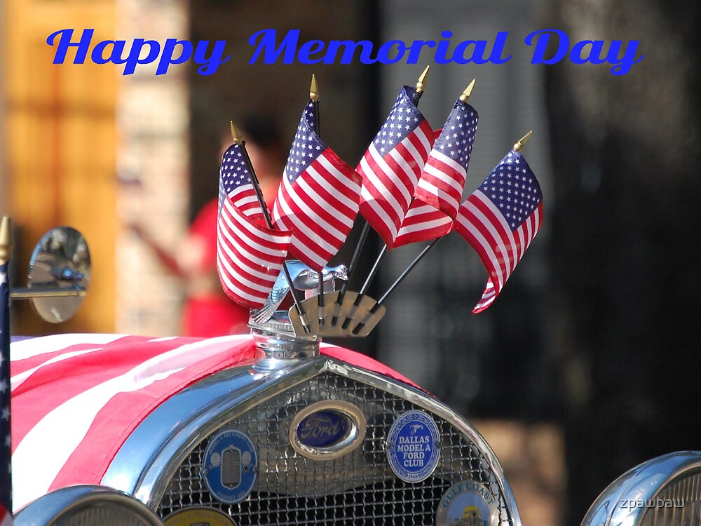 Happy Memorial Day........ by zpawpaw