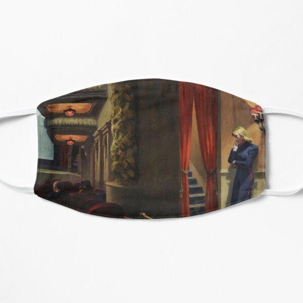 New York Movie - Edward Hopper  (1939) Mask